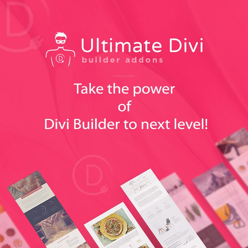 Take the power of Divi builder to next level. You can activate popular jQuery libraries that used by million dollar websites with a switch of toggle.