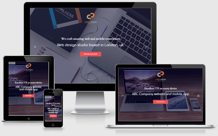 A Modern Innovative Child Theme For Divi. The Perfect Theme For A Creative Agency