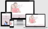 A pack of 4 Divi page layouts that designed specifically for wedding website. Post all important details about your wedding for attendees.