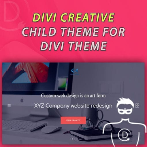 Divi Creative Child Theme