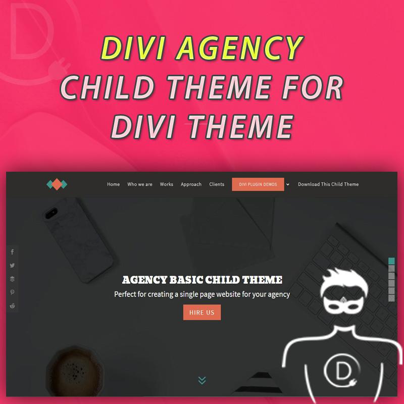 Divi Agency Child Theme